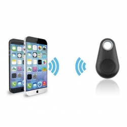GPS sleutelhanger met bluetooth connectie en iTracing voor de smartphone met alarm en voice recording