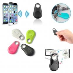 Traceerbare Bluetooth GPS tracker sleutelhanger zodat u uw spullen niet meer kwijt raakt