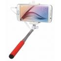 Rode uitschuifbare SelfieStick voor smartphones
