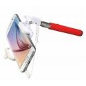 Selfie Stick stok voor smartphones om een foto mee te maken