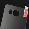 Glazen achterkant bescherming voor de behuizing van de Samsung Galaxy S6 Edge