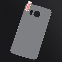 Bescherming voor de achterkant van de Samsung Galaxy S6 tegen krasjes op de behuizing