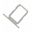 Zilver kleurige vervangende SIM kaart adapter houder voor de Samsung Galaxy S6