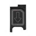 Vervangende Micro SIM kaart houder voor de Sony Xperia Z3 Compact