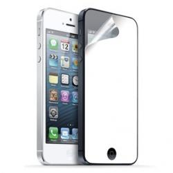 Spiegelende screenprotector voor de iPhone SE, iPhone 5, 5s en 5c