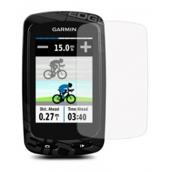 Screen protector folie voor de Garmin Edge 800 en Edge 810