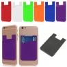 Pinpas houder voor op de achterkant van de smartphone of tablet