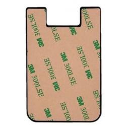 Zlfklevende pasjes houder voor op de achterkant van de smartphone of telefoon