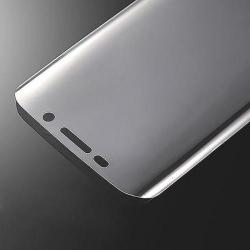 Gebogen screenprotector tegen krassen op het scherm van de Samsung Galaxy S7 Edge