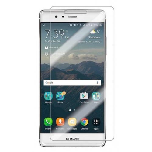 Scherm bescherming voor de Huawei P9 Lite van 9H gehard glas