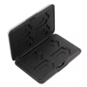 Opberg doosje voor Micro SD, SD, SDXC en SDHC geheugen kaart