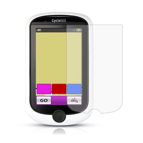 Screenprotector voor het scherm van de MIO 505