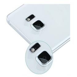 Lens en LED flitser bescherming voor de Samsung Galaxy S7