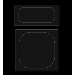 Lens en flitser bescherming voor de Samsung Galaxy S7