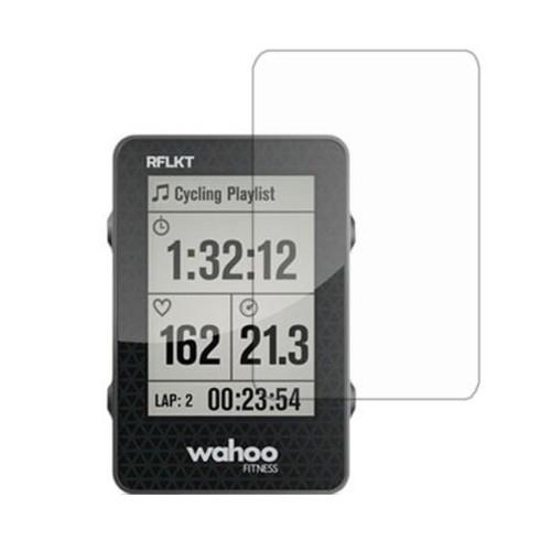 Screenprotector folie voor de Wahoo RFLKT fietsomputer