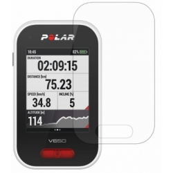 Screenprotector schermfolie voor de Polar V650