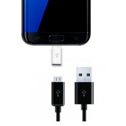 Stekker om van een Micro USB aansluiting een USB C aansluiting te maken