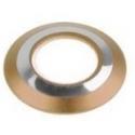 Goud kleurige ring om de camera van de iPhone 7 te beschermen