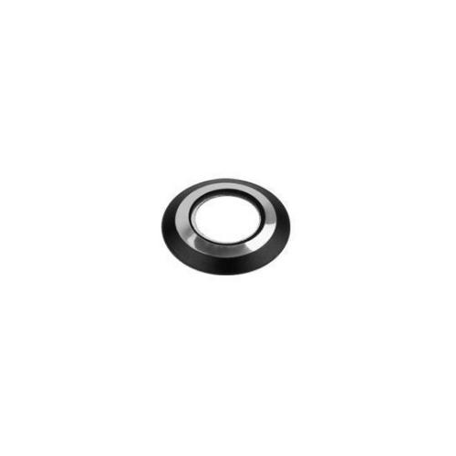 Zwarte bescherming voor de achterkant camera van de iPhone 7