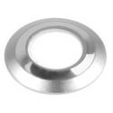 Bescherming in het zilver kleurig voor de camera lens voor de iPhone 7
