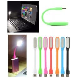 Buigbaar USB led lampje voor op de USB poort
