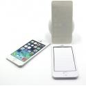 Kladblokje in de vorm van een iPhone