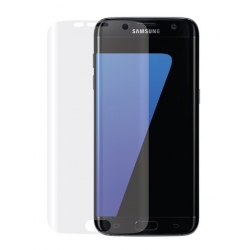 Screenprotector van glas met ronde zijkanten voor de Samsung Galaxy S7 Edge