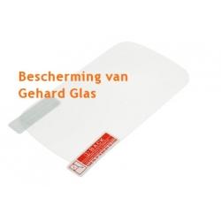 Harde kraswerende screenprotector van glas voor de Garmin Edge 1000