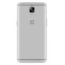 Transparant hoesje voor de OnePlus 3 en 3T met stroeve grip