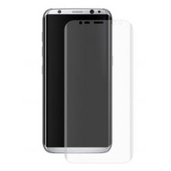 Screenprotector voor de Samsung Galaxy S8 met ronde zijkanten