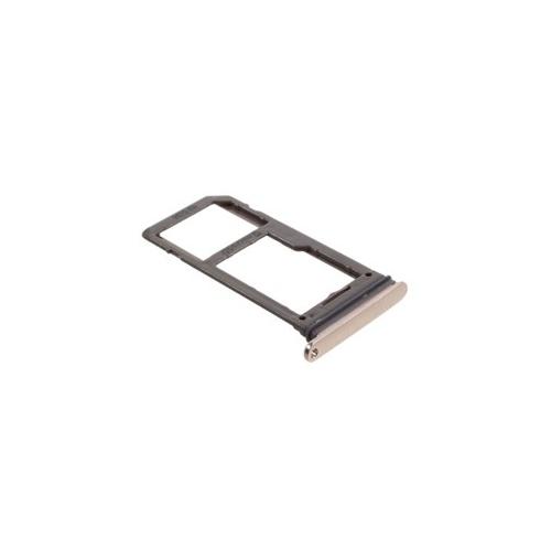 Goudkleurige vervangende SIMkaart houder voor de Samsung Galaxy S8 en S8 Plus