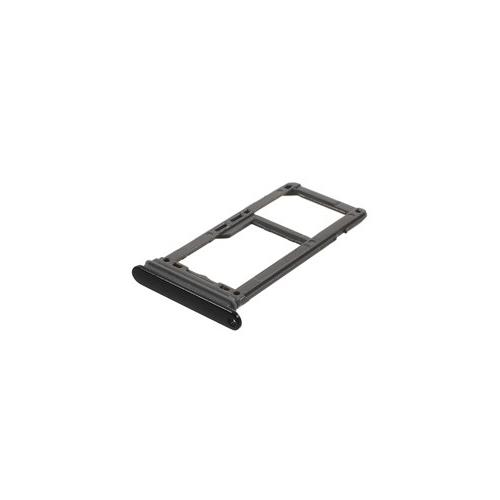Zwarte vervangende SIMkaart houder voor de Samsung Galaxy S8 en S8 Plus