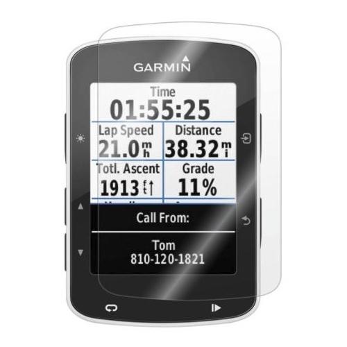 Screenprotector folie voor het scherm van de Garmin Edge 520