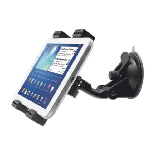 Tablethouder met handige zuignap bevestiging voor 7, 8 en 9 inch tablets