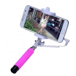 Uitschuifbare SelfieStick voor smartphones