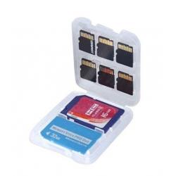 Beschermdoosje voor SD en Micro SD kaartjes