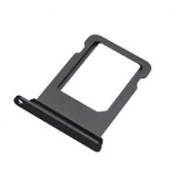 Zwarte vervangende SIMkaart houder voor de iPhone 8