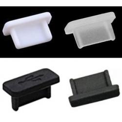 Stofkapje dat voorkomt dat er vuil in de USB-C poort komt