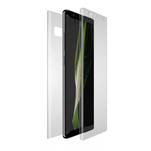 Voorkant EN achterkant bescherming folie voor de Samsung Galaxy S8
