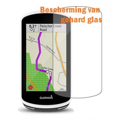 Zeer krasbestendige bescherming screenprotector voor de Garmin 1030