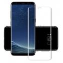 Screenprotector van glas voor de voorkant van de Samsung Galaxy S9