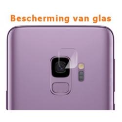 Camera bescherming van glas voor de Samsung Galaxy S9