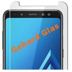 Kraswerende screenprotector van glas voor de Samsung Galaxy A8