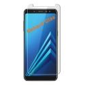 Screenprotector van glas tegen krassen voor de Samsung Galaxy A8