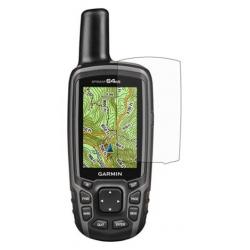 Screenprotector folie voor de Garmin GPSmap 64st, 64s, 64, 62st, 62s, 62stc, 62