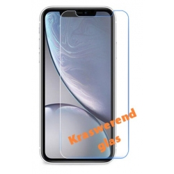 Kraswerende screenprotector van glas voor de iPhone XR