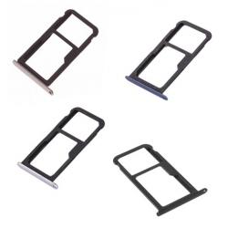 Vervangende houder voor de kapotte SIM kaart voor de Huawei P10 Lite