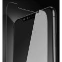 Krasbestendige screen protector van glas voor de iPhone Xs