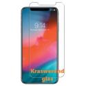 Glazen screenprotector van kraswerend glas voor de iPhone XS MAX